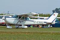 D-ESBG @ EDMT - R/Cessna F.172P Skyhawk [2126] Tannheim~D 24/08/2013 - by Ray Barber