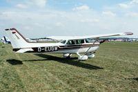 D-EUGW @ EDMT - Cessna 172N Skyhawk [172-73946] Tannheim~D 23/08/2013 - by Ray Barber