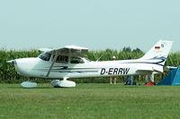 D-ERRW @ EDMT - Cessna 172S Skyhawk [172S-11039] Tannheim~D 24/08/2013 - by Ray Barber