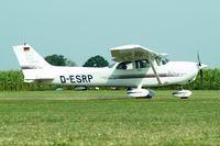 D-ESRP @ EDMT - Cessna 172R Skyhawk [172-80360] Tannheim~D 24/08/2013 - by Ray Barber