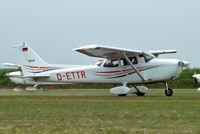 D-ETTR @ EDMT - Cessna 172R Skyhawk [172-81221] Tannheim~D 24/08/2013 - by Ray Barber