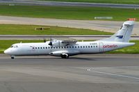 D-ANFE @ EDDH - ATR-72-202 [294] (Air Berlin/Avanti Air) Hamburg-Fuhlsbuettel~D 16/08/2013