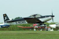 D-MZWD @ EDMT - Roland Z.602XL Zodiac [DX-9514] Tannheim~D 24/08/2013 - by Ray Barber