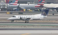 N294SW @ KLAX - EMB-120ER - by Mark Pasqualino