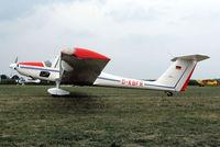 D-KBFR @ EDMT - Grob G.109B [6334] Tannheim~D 24/08/2013 - by Ray Barber