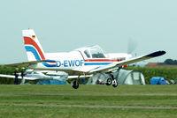 D-EWOF @ EDMT - Zlin Z.42M [0111] Tannheim~D 24/08/2013 - by Ray Barber