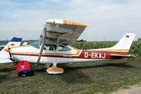 D-EKAJ @ EDMT - Cessna 182P Skylane [182-64327] Tannheim~D 23/08/2013 - by Ray Barber