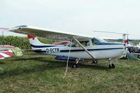 D-ECTR @ EDMT - Cessna TR.182 Turbo Skylane RG II [R182-01402] Tannheim~D 23/08/2013 - by Ray Barber