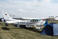 D-EIKS @ EDMT - R/Cessna F.182Q Skylane [0075] Tannheim~D 23/08/2013 - by Ray Barber