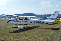D-ESCW @ EDMT - Cessna 182T Skylane [182-81979] Tannheim~D 23/08/2013 - by Ray Barber