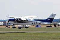 A7-MKA @ EDMT - Cessna T.182T Turbo Skylane [T182-08351] Tannheim~D 23/08/2013