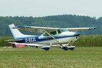 D-EEZL @ EDMT - Cessna 182P Skylane [182-61713] Tannheim~D 24/08/2013 - by Ray Barber