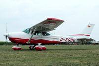 D-EGHO @ EDMT - Cessna 182P Skylane [182-63484] Tannheim~D 24/08/2013 - by Ray Barber