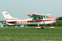 D-EIYS @ EDMT - R/Cessna F.182Q Skylane [0123] Tannheim~D 24/08/2013 - by Ray Barber
