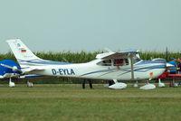 D-EYLA @ EDMT - Cessna 182T Skylane [182-81920] Tannheim~D 24/08/2013 - by Ray Barber