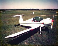 N799EA @ 6CM - Built by members of EAA Chapter 9, Columbus, Ohio. - by Member of EAA 9.