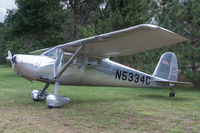 N5334C @ WS69 - At the Log Cabin Fly-in - by alanh