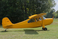 N1161E @ WS69 - At Log Cabin airport taxying for departure - by alanh