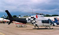 I-RALY @ EGSU - Agusta A.119 Koala [14013] Duxford~G 27/09/2001
