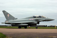 ZK380 @ EGXC - Taxy for take off at RAF Coningsby - by Clive Pattle