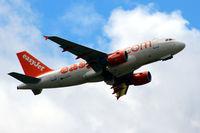 G-EZFO @ EGPH - Edinburgh departure - by Clive Pattle