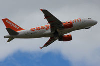 G-EZFO @ EGPH - Climb out from Edinburgh - by Clive Pattle