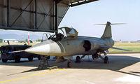 MM6760 @ LIRP - Fiat F-104S-ASA Starfighter [783-1060] (Italian Air Force) Grosseto~I 13/09/1999