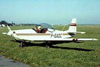 F-GADC @ LFPR - Fournier RF-6B-100 [15] Guyancourt~F 16/09/1978. From a slide.