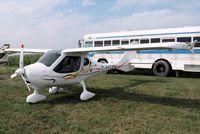 D-MSXW @ EDMT - Flight Design CT-LS [F-11-11-03] Tannheim~D 23/08/2013 - by Ray Barber