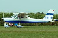 D-MTPC @ EDMT - Tecnam P.92 Echo [175] Tannheim~D 24/08/2013 - by Ray Barber