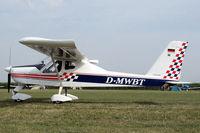 D-MWBT @ EDMT - Tecnam P.92 Echo [374] Tannheim~D 24/08/2013 - by Ray Barber