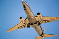 A6-RJY @ OERK - Royal Jet Landing in Riyadh - runway 15L - by Odai Ayyad