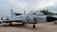56-2337 @ KFTW - Two seat TF-102A Fort Worth Aviation Museum - by Ronald Barker