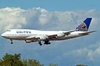 N119UA @ EDDF - Boeing 747-422 [28812] (United Airlines) Frankfurt~D 19/08/2013