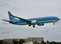 C-FPZB @ TNCM - On short finals to St Maarten. - by kenvidkid