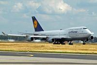D-ABVN @ EDDF - Boeing 747-430 [26427] (Lufthansa) Frankfurt~D 20/08/2013