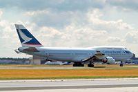 B-HKV @ EDDF - Boeing 747-412 [26552] (Cathay Pacific Airways) Frankfurt~D 20/08/2013 - by Ray Barber