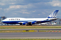 N178UA @ EDDF - Boeing 747-422 [24385] (United Airlines) Frankfurt~D 20/08/2013