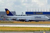 D-ABTH @ EDDF - Boeing 747-430 [25047] (Lufthansa) Frankfurt~D 20/08/2013