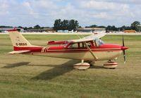 C-GEGG @ KOSH - Cessna 172I - by Mark Pasqualino