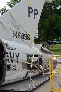 146898 @ KFTW - Fort Worth Aviation Museum - by Ronald Barker