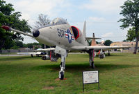 147715 @ KFTW - Fort Worth Aviation Museum - by Ronald Barker