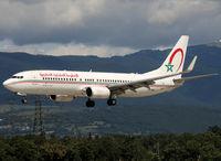 CN-RNU @ LSGG - Landing rwy 23 - by Shunn311