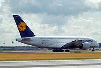 D-AIMD @ EDDF - Airbus A380-841 [048] (Lufthansa) Frankfurt~D 20/08/2013
