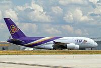 HS-TUB @ EDDF - Airbus A380-841 [093] (Thai Airways) Frankfurt~D 20/08/2013