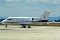 D-ARTE @ EDDF - Canadair CL.601-3A Challenger [5060] Frankfurt~D 20/08/2013 - by Ray Barber