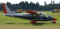 D-GHEA @ EDGB - taxi to parking - by Volker Leissing