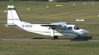 D-IEST @ EDWG - taxi to the rwy - by Volker Leissing