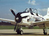 N70743 @ KIKV - CAF Hawkeye Squadron 2004 - by Larry M. Hutchinson