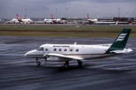 VH-HVS @ YSSY - Photo taken in 1985 at Sydney Airport whilst aircraft was in service with Eastern Australia Airlines